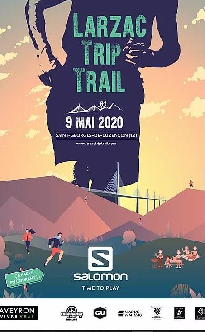 La Verticausse - Larzac Trip Trail - ANNULÉE