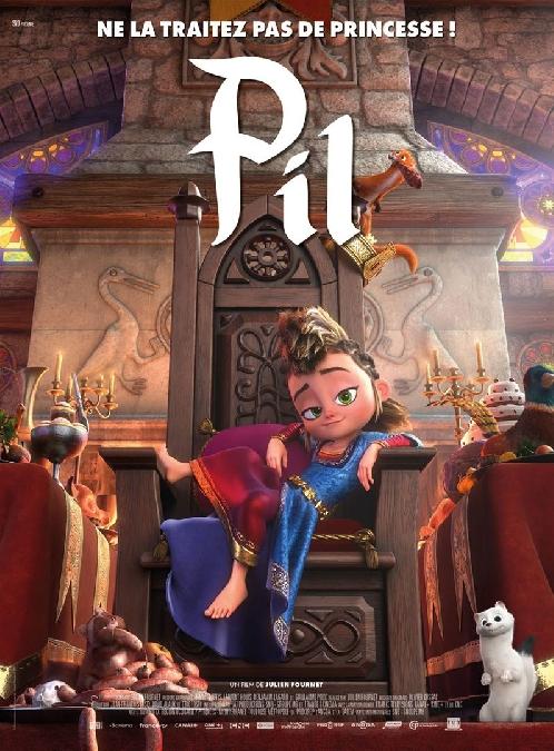 CINEMA : PIL