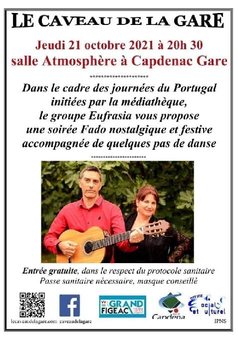 Concert du Caveau de la Gare