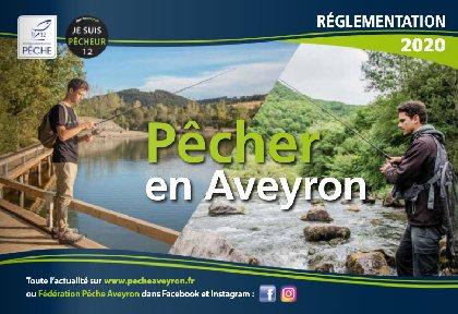 Pêcher en Aveyron 2020