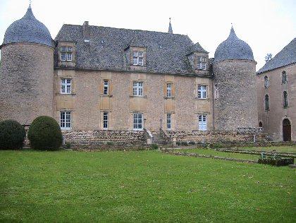 Château de Graves, Château de Graves