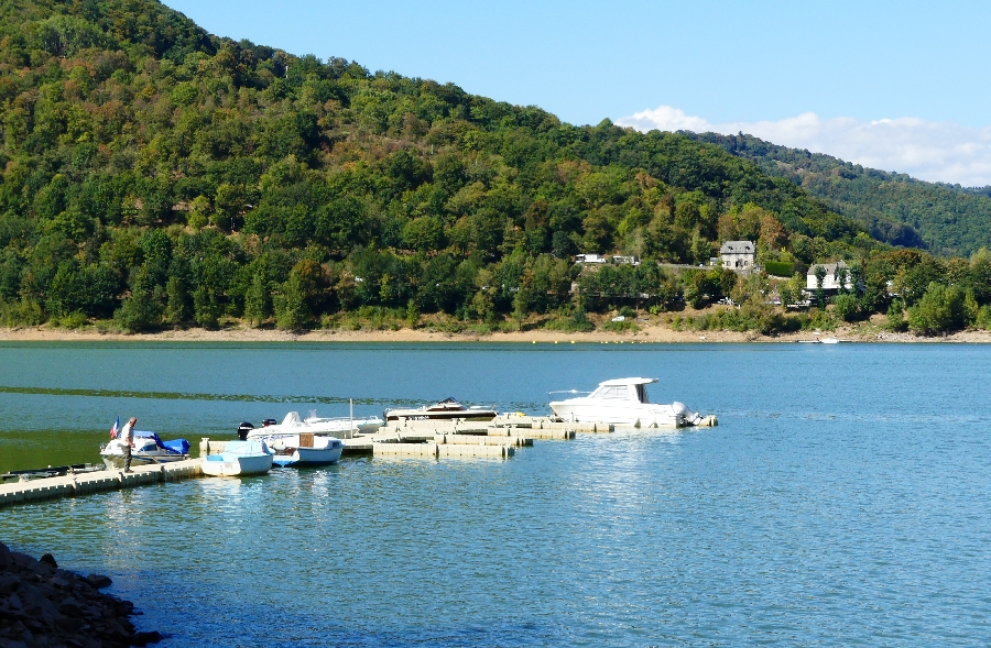 Location de pontons pour bâteaux