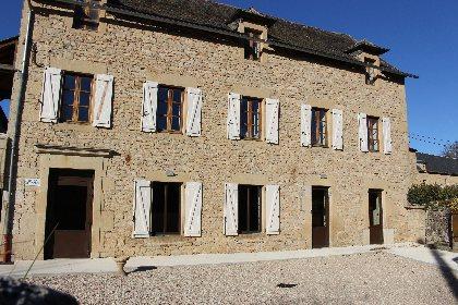 Salle des fêtes de Gaillac, Office de Tourisme des Causses à l'Aubrac