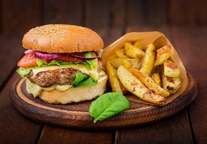 Burger,  Freepik - timolina