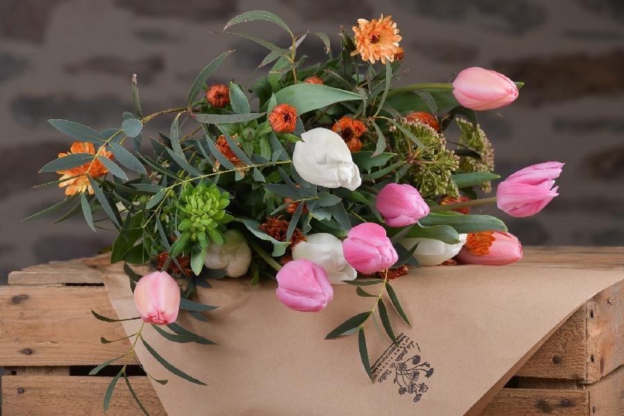 Le Jardin de Veillac - compositions florales
