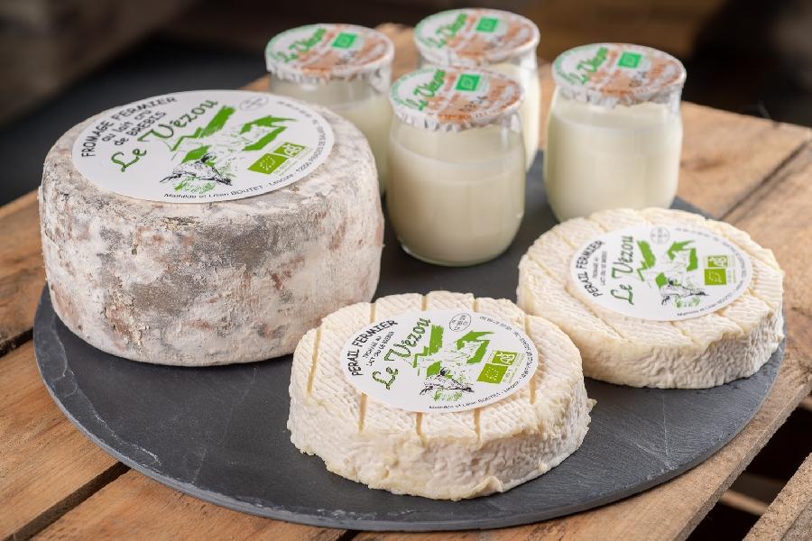 Mathilde et Lilian BOUTET, fromage au lait de brebis