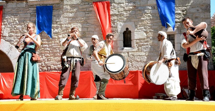 Faërie Médiévale