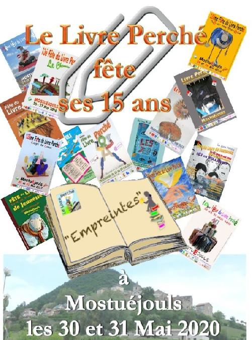 Fête du livre perché (livres jeunesse) - ANNULÉE