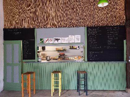 Restaurant Snack La Popotte, https://www.facebook.com/Camping-du-Masnaut-108622341283666