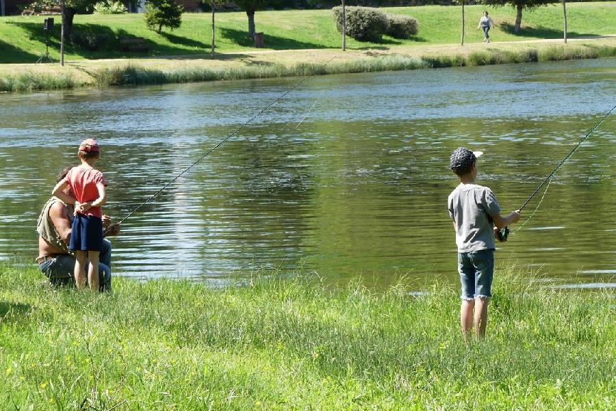 La pêche en Argence en Aubrac