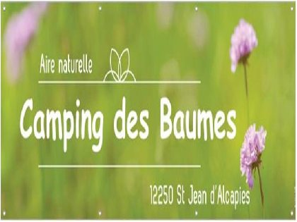 Camping des Baumes
