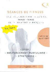 Séance de fitness