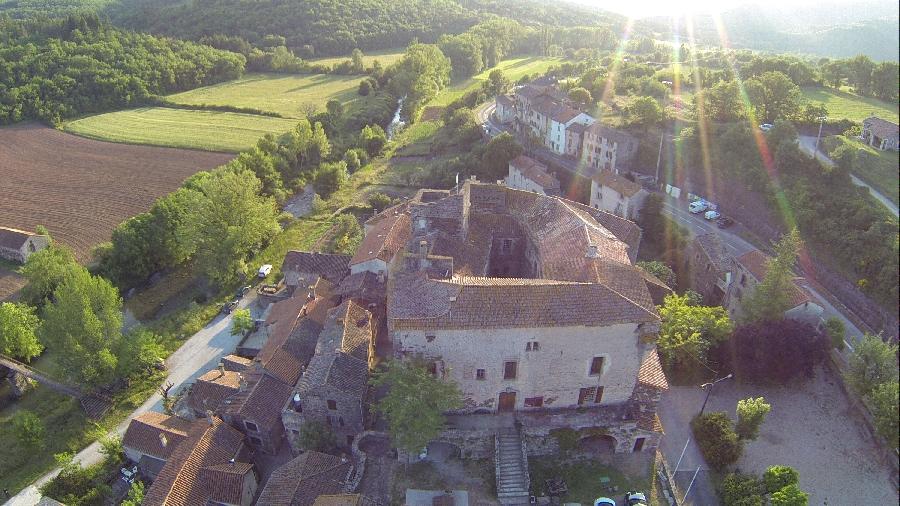 Château de Latour - Meublé Avoine