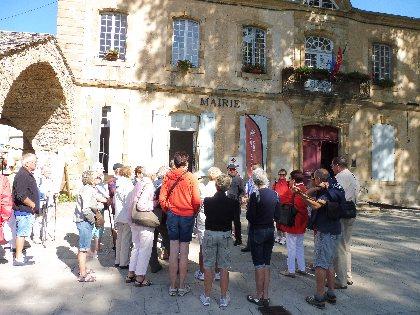 Village et abbatiale St-Pierre - Journées du Patrimoine