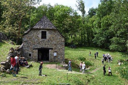 Moulin de Couffinhal à Couesques, OT Terres d'Aveyron