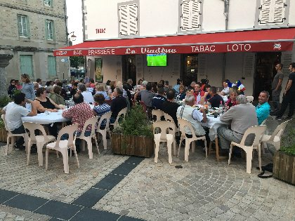 Bar-Brasserie La Viadène, Office de tourisme Argences en Aubrac
