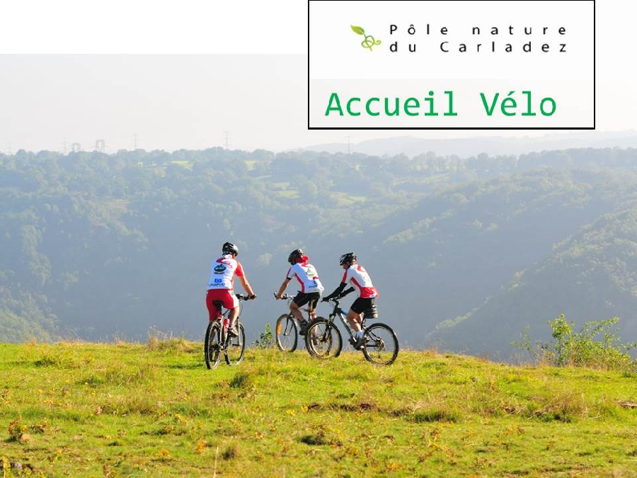 Hébergement référencé Accueil vélo Pôle Nature Carladez