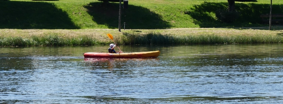 Location de canoës, kayaks et paddles