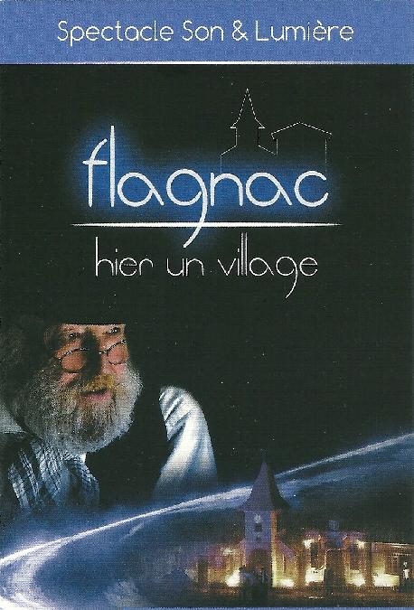 Départ pour Flagnac