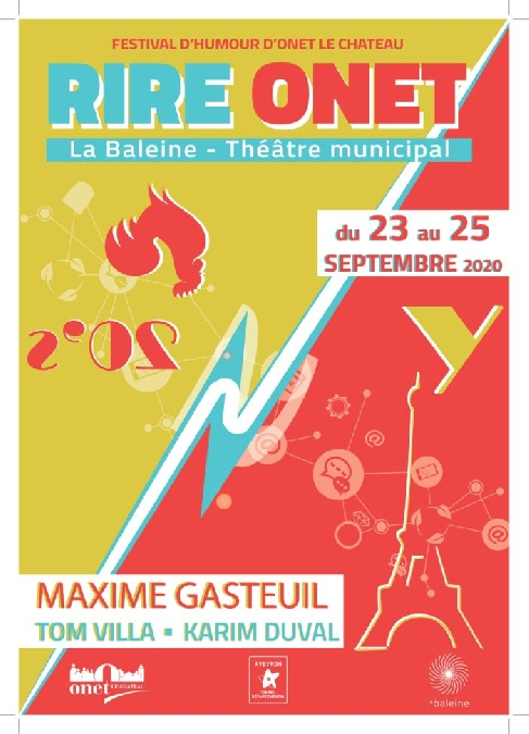 Festival Rire Onet 2020