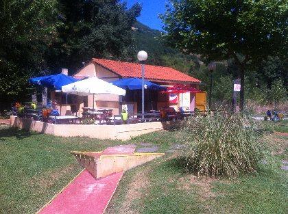 L'Atelier Pizza, Mini-Golf de Millau