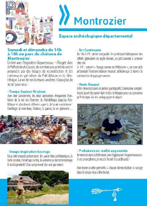 Journées du Patrimoine - Visite de l'Espace Archéologique Départemental