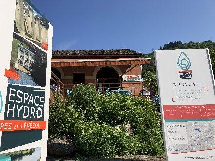 Espace hydro Raspes et Lévézou, OFFICE TOURISME DU PAYS DE LA MUSE ET RASPES DU TARN
