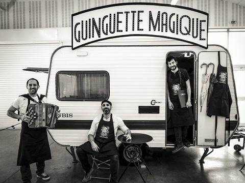 LA GUINGUETTE MAGIQUE DE DR TROLL