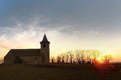 Chapelle Saint Jean Baptiste de Modulance, OFFICE DE TOURISME AVEYRON SEGALA