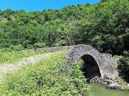 Le pont du Cayla, OFFICE DE TOURISME AVEYRON SEGALA