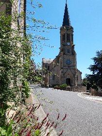 Eglise de Saint Salvadou, OFFICE DE TOURISME AVEYRON SEGALA