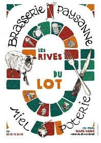 Brasserie les Rives du Lot,
