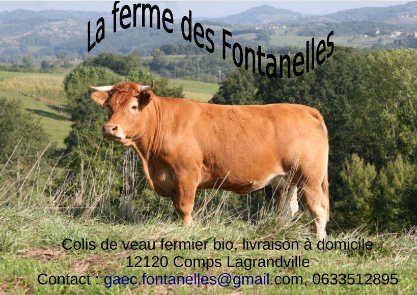 Gaec des Fontanelles- Colis de viande