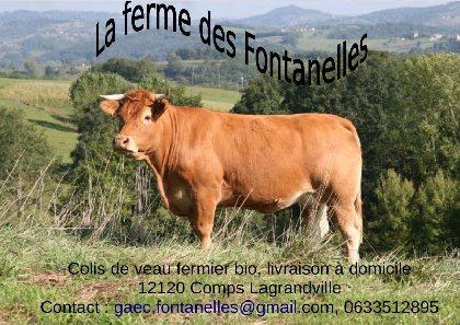 Gaec des Fontanelles- Colis de viande, OFFICE DE TOURISME DE PARELOUP LEVEZOU