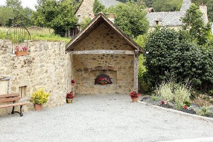 Village de Tizac (Vabre-Tizac),