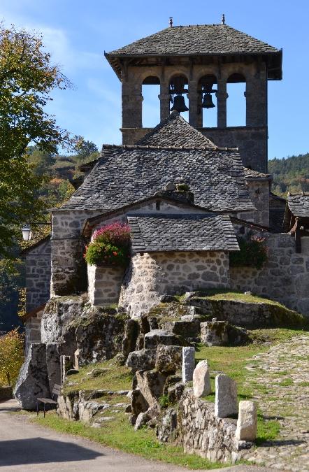 Eglise de Bes Bédène