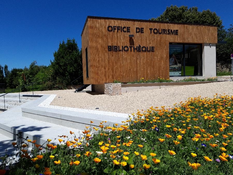 Office de Tourisme Aveyron Ségala - bureau de La Bastide l'Evêque