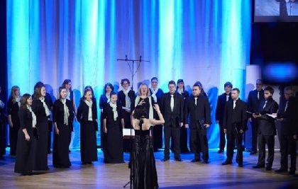 Festival Choral International en Aveyron