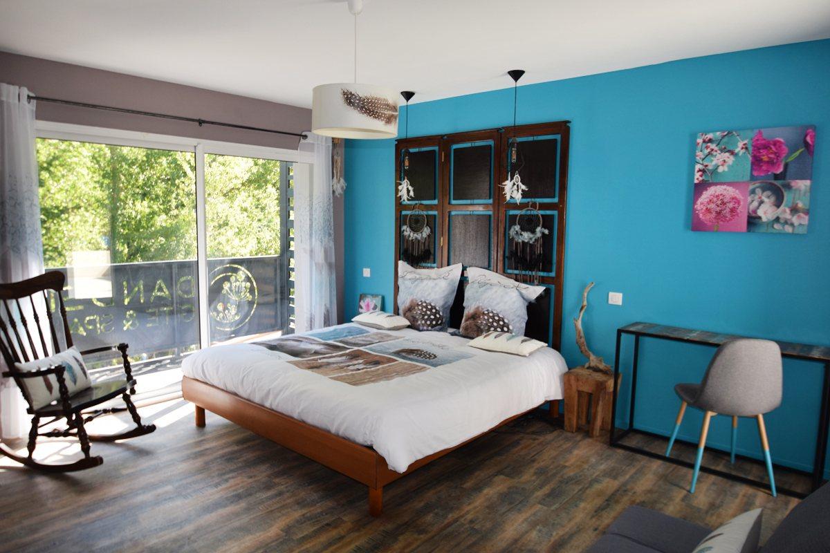 Lit Exterieur Design dandelion gîte design et spa, mostuéjouls   gîte   aveyron