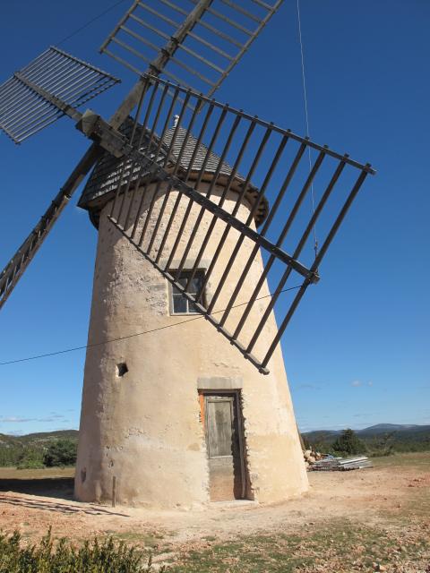 Moulin du Rédounel - Journées Européennes du Patrimoine