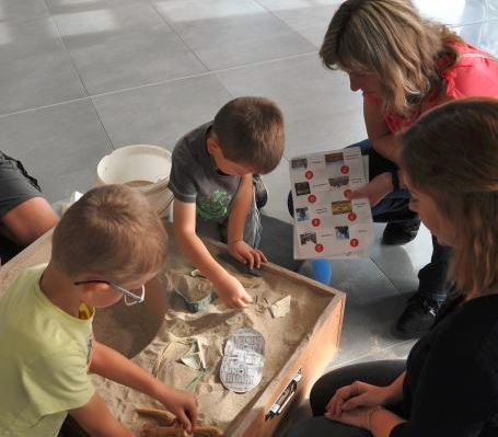 Journées du Patrimoine - Initiation aux fouilles archéologiques