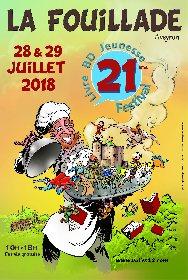 21ème Festival de la BD à La Fouillade