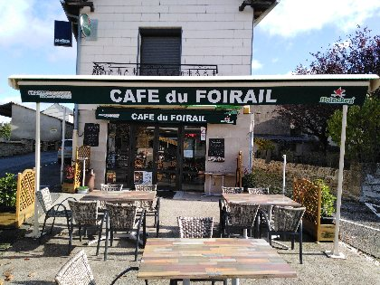 Café du foirail , OFFICE DE TOURISME DU LAISSAGAIS