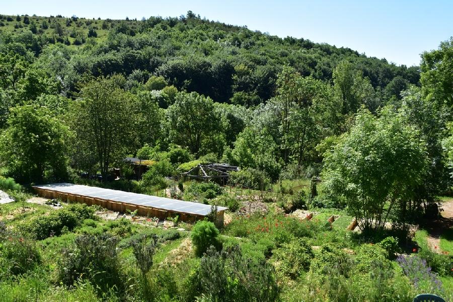 Moins de 12 ans Visite + repas à la ferme à la carte ©OFFICE DE TOURISME DE PARELOUP LEVEZOU