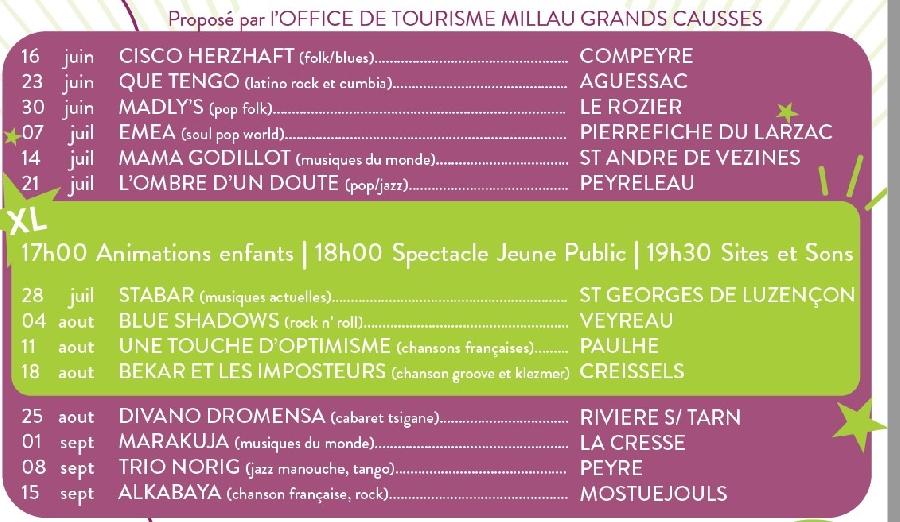 ©OFFICE DE TOURISME DE MILLAU