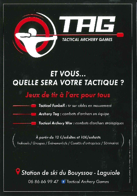 Tactical Archery Games