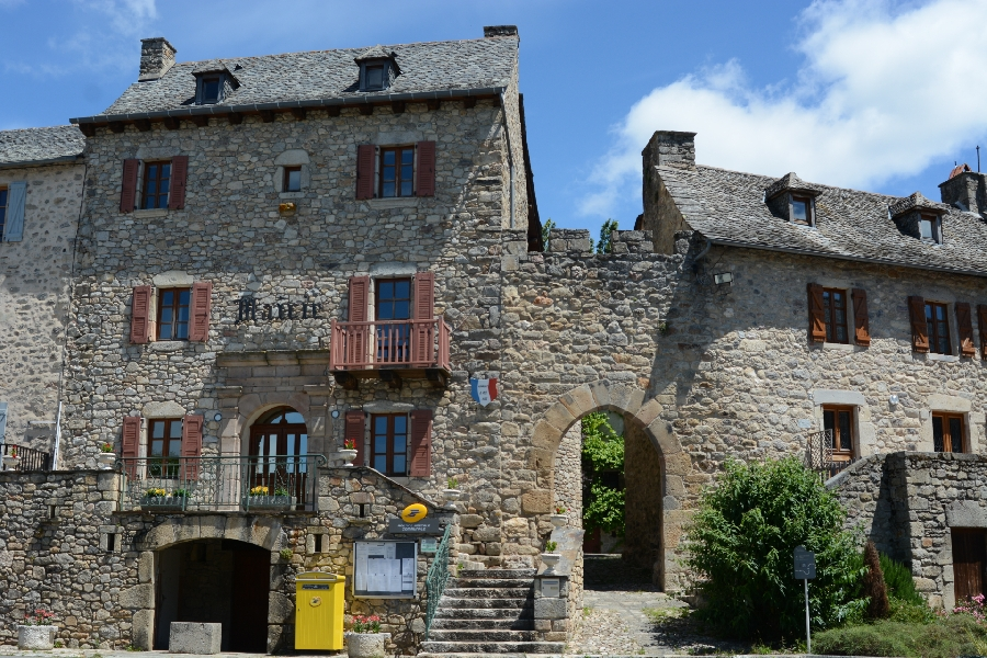 Village de Vabre (Vabre-Tizac)