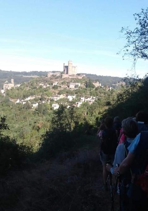Accompagnateur de randonnées pédestres : Arnaud Eyssette
