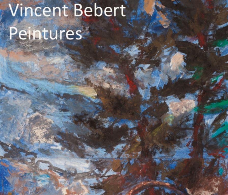 Exposition de Vincent Bebert à la librairie Chemins d'encre