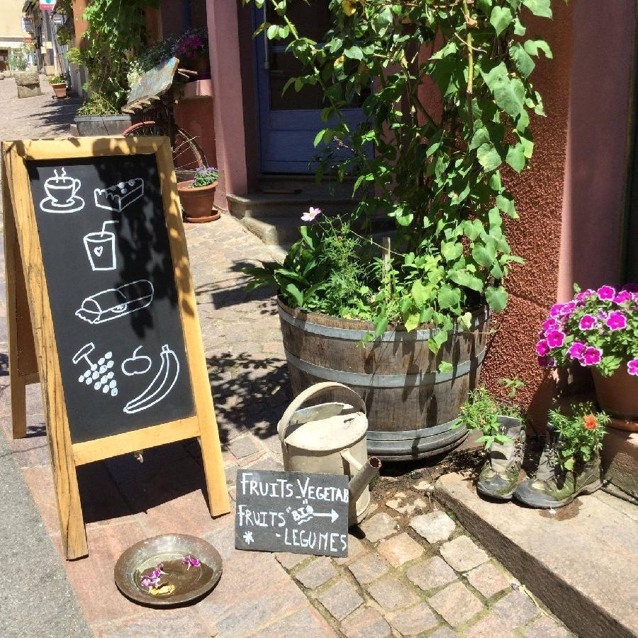 Entre chaussettes et café - Salon de thé